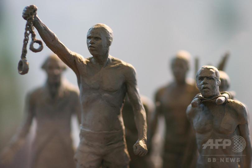 英国で1万3000人が奴隷状態、政府が推定