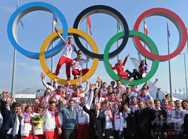 平昌冬季五輪、ロシアに参加禁止処分 個人出場は可能に
