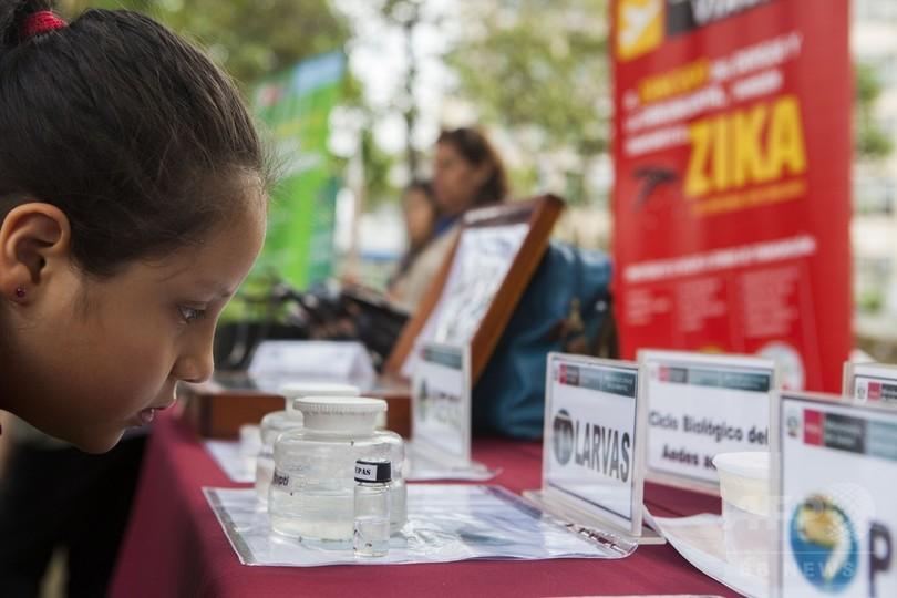 ジカ熱、スイスでも確認 15年から欧州で感染報告