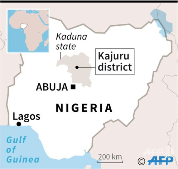 ナイジェリア北西部「銃撃の死者130人超」 当初発表から倍増