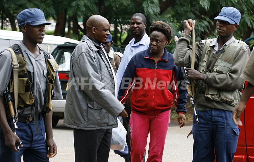 ジンバブエ、行方不明の活動家が...
