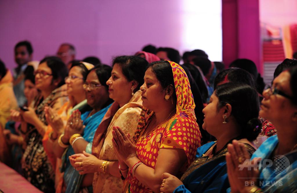「女性にも寺院参拝の権利」、ムンバイ高裁が画期的判断