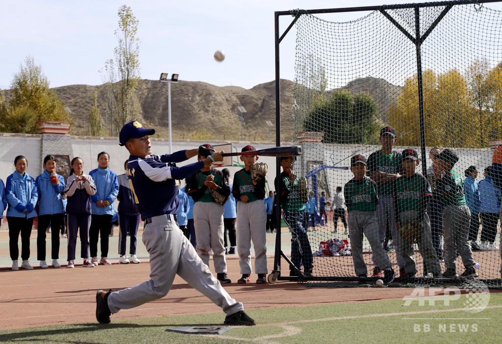 MLB中国野球発展センターが育成選手の選抜試験、中国・青海
