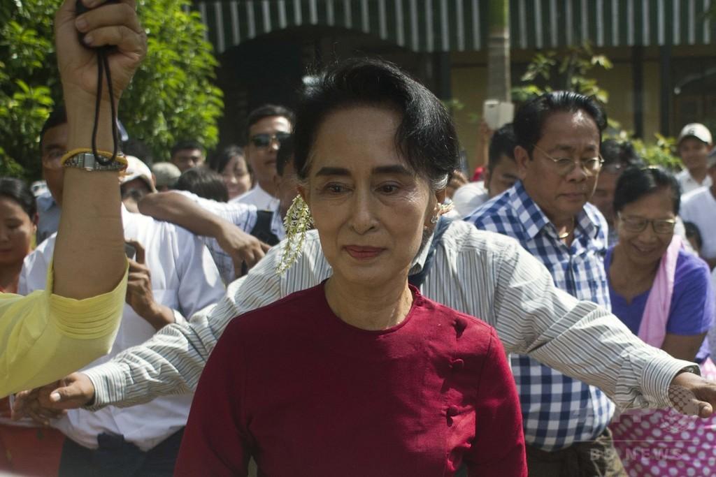 ミャンマー総選挙の投票終了、今後考えられる4つのシナリオ