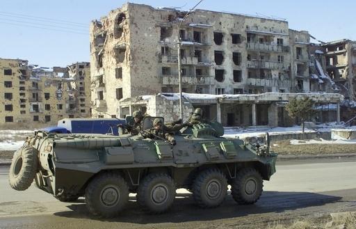 ロシア、チェチェンでの対テロ作戦に終止符 作戦指令を解除