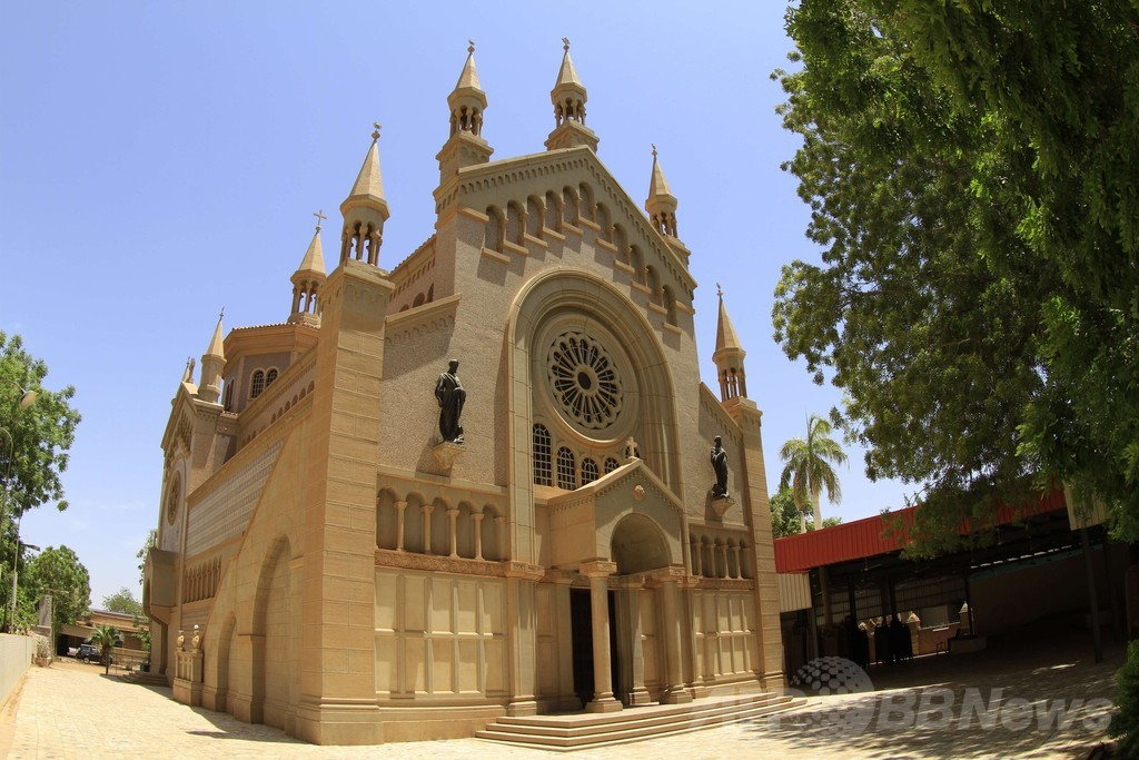 スーダンのキリスト教徒女性に背教行為で死刑判決