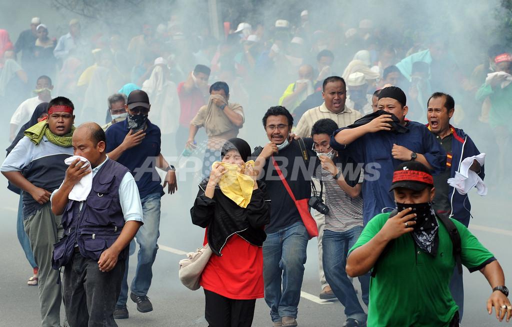 マレーシア、反「国内治安法」デモに1万5000人