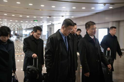 スペイン紙、北朝鮮大使館襲撃の容疑者が「CIAに関係」と報道