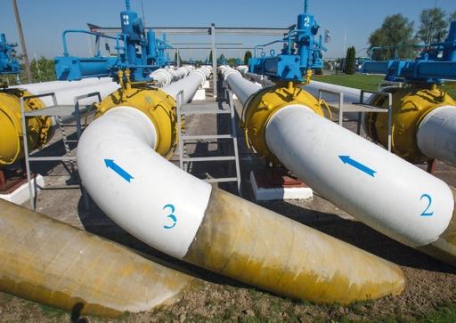 ウクライナ、ロシアのガス最終価格を拒否 交渉行き詰まり