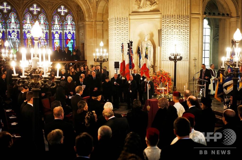 仏旧王族のオルレアン家当主が死去、葬儀に各国王族が参列