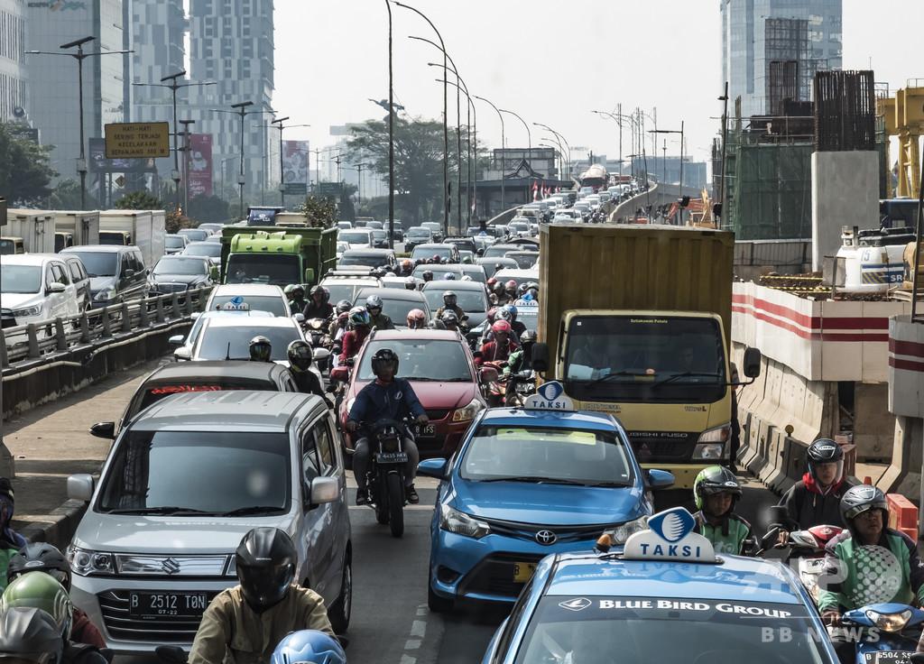 インドネシア大統領、首都移転計画を承認