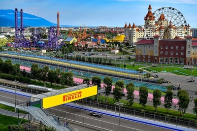 ロシアが国産F1チームの創設を検討、副首相が計画明かす