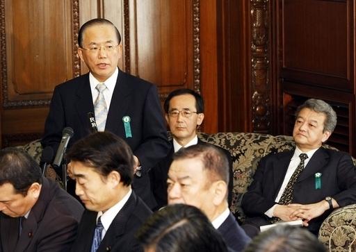 「白川総裁・渡辺副総裁案」を提示、日銀人事