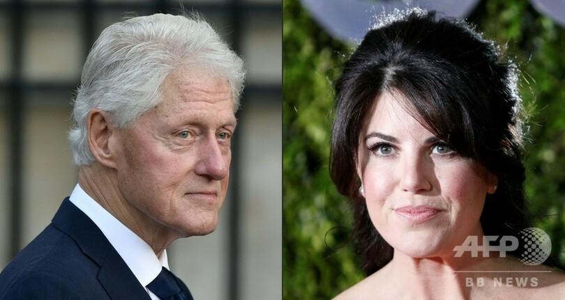 クリントン元大統領、不倫は「心配事を解消するため」 Huluで告白 写真 ...