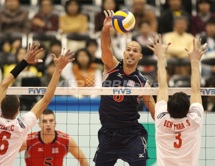米国 チュニジアを降し4勝目