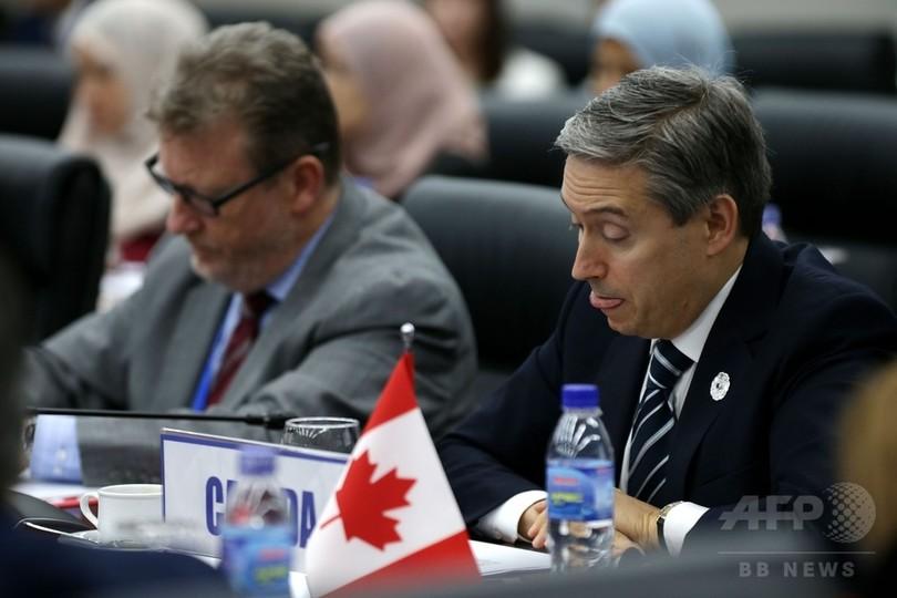 「TPPで大筋合意」、カナダ国際貿易相