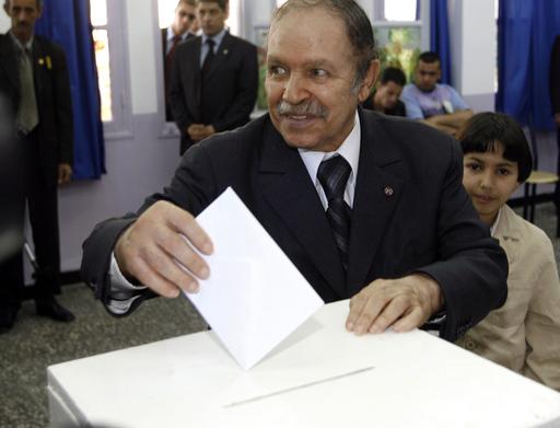 アルジェリア下院選挙投票開始、アルカイダ系勢力ボイコット呼びかけ - アルジェリア