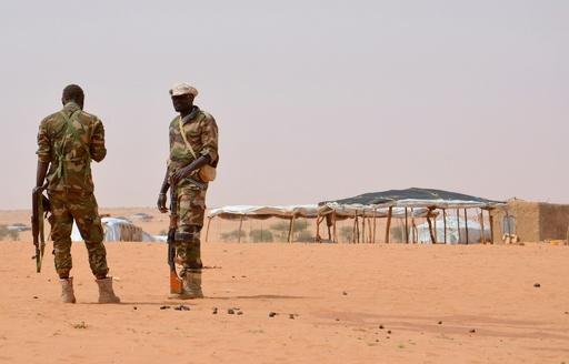 ニジェール西部で非常事態宣言 マリのイスラム過激派の襲撃受け