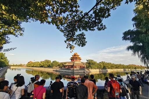 今夏の北京、青空戻る…7月のPM2.5濃度 観測史上最低を記録