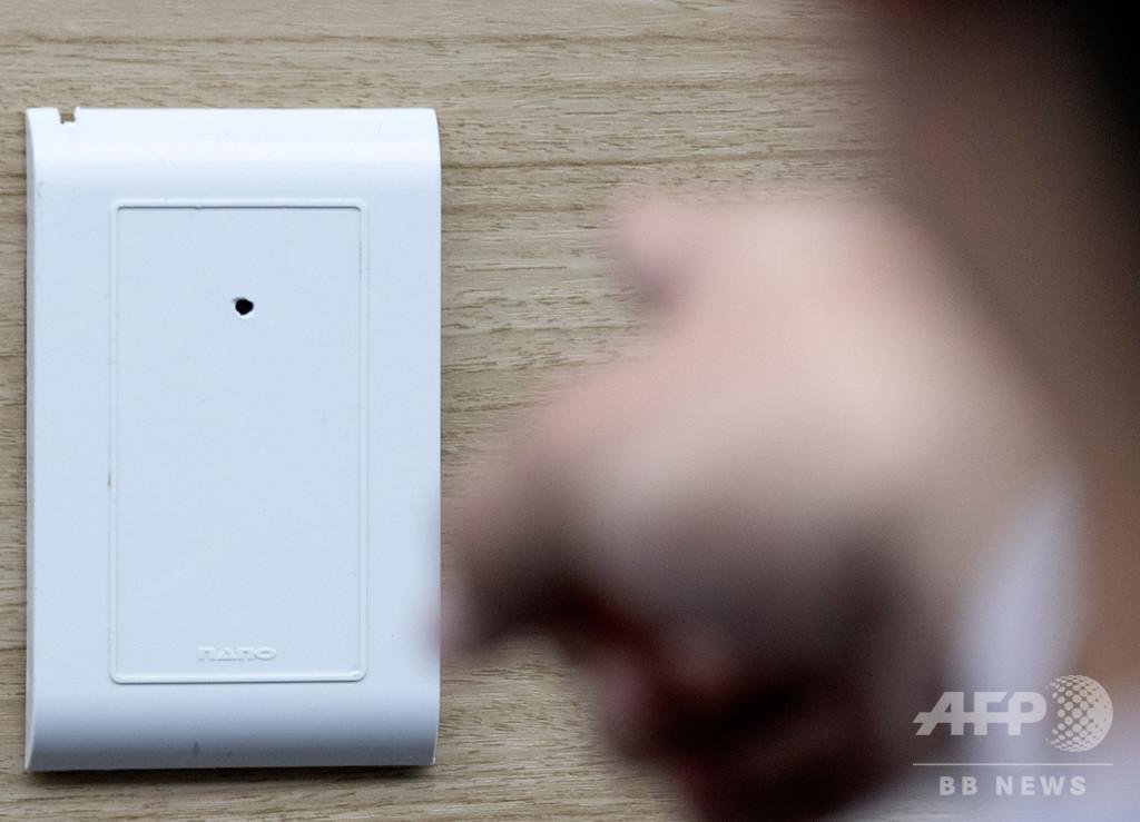 韓国ホテルに隠しカメラ、カップル800組超の盗撮映像を生配信