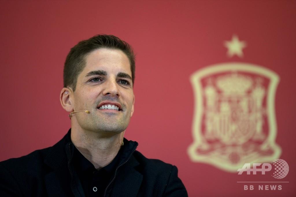 モレノ氏、スペイン監督退任は「ほろ苦い」 エンリケ氏や連盟の批判せず