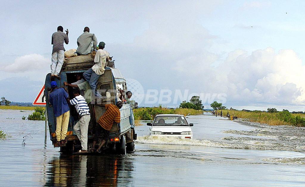 洪水の被害拡大で28万5000人が危機的状況に - モザンビーク