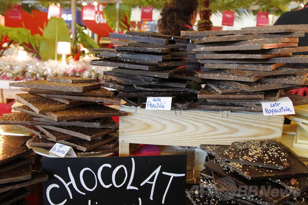 チョコ好きが直面する「苦い未来」