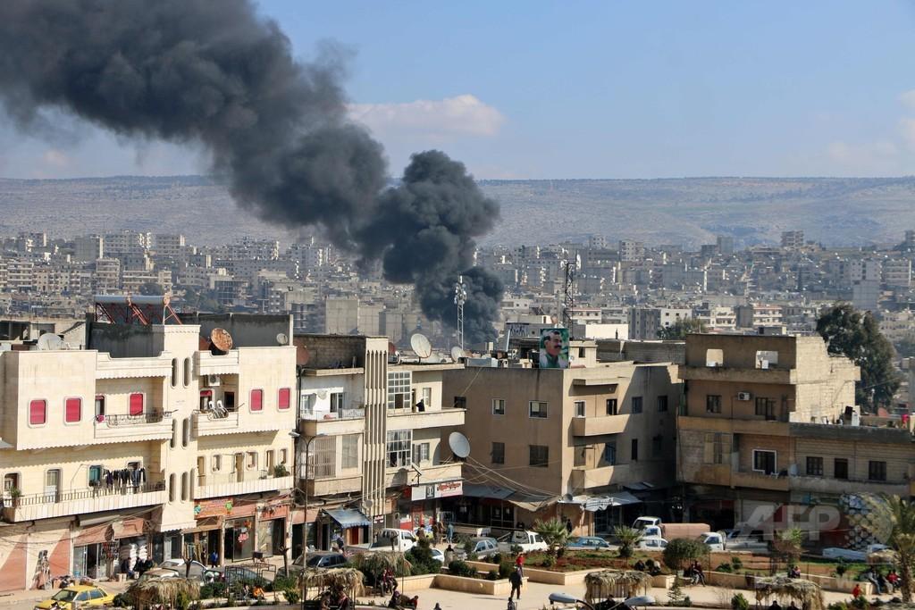 シリアでトルコ兵7人死亡、作戦開始以来1日当たりで最多