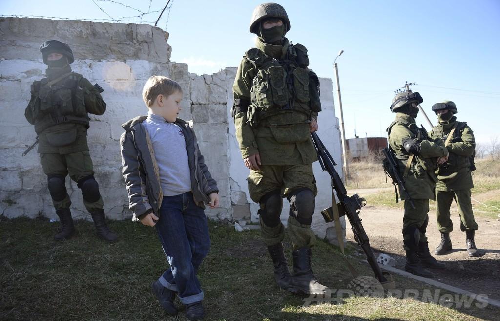 ロシア、ウクライナ軍に投降求める最後通告か