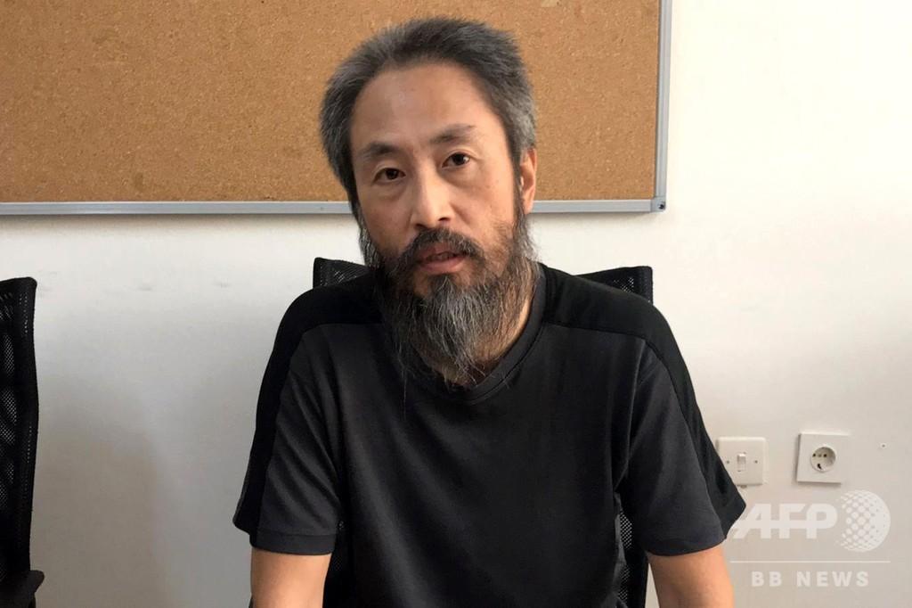 日本政府、シリアで拘束されていた安田さんの解放を確認