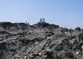パキスタン地震で新たな島が出現、数か月で消滅か