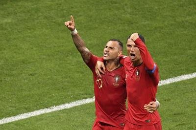 ポルトガルはドローで2位通過、16強でウルグアイと対戦