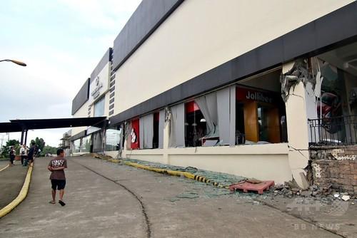 フィリピンでM6.5の地震、4人死亡