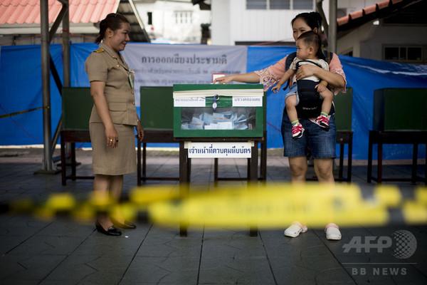 新憲法案、承認確実に=「軍政延命」へ-タクシン派に打撃・タイ国民投票