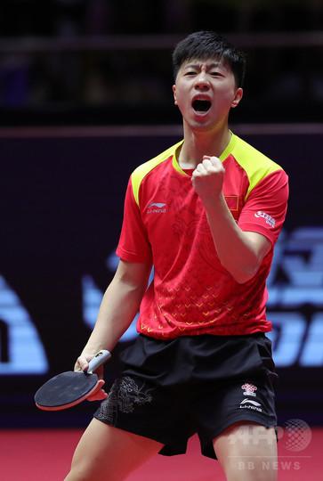 馬龍、4-1で樊振東を下し優勝 卓球中国オープン男子単