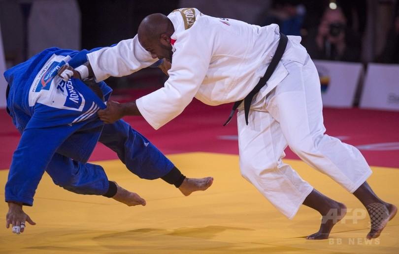 リネールが世界柔道無差別級で優勝、大会通算10個目の金