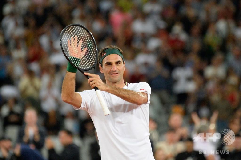 フェデラー、世界で最も稼ぐスポーツ選手に テニス選手初