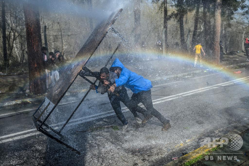 「ナチスと変わらない」 トルコ大統領、ギリシャの難民対応を非難