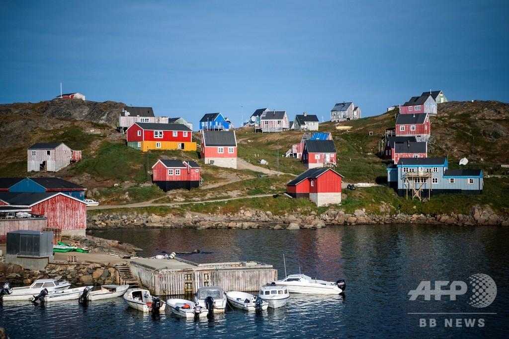 米、グリーンランドに領事館開設