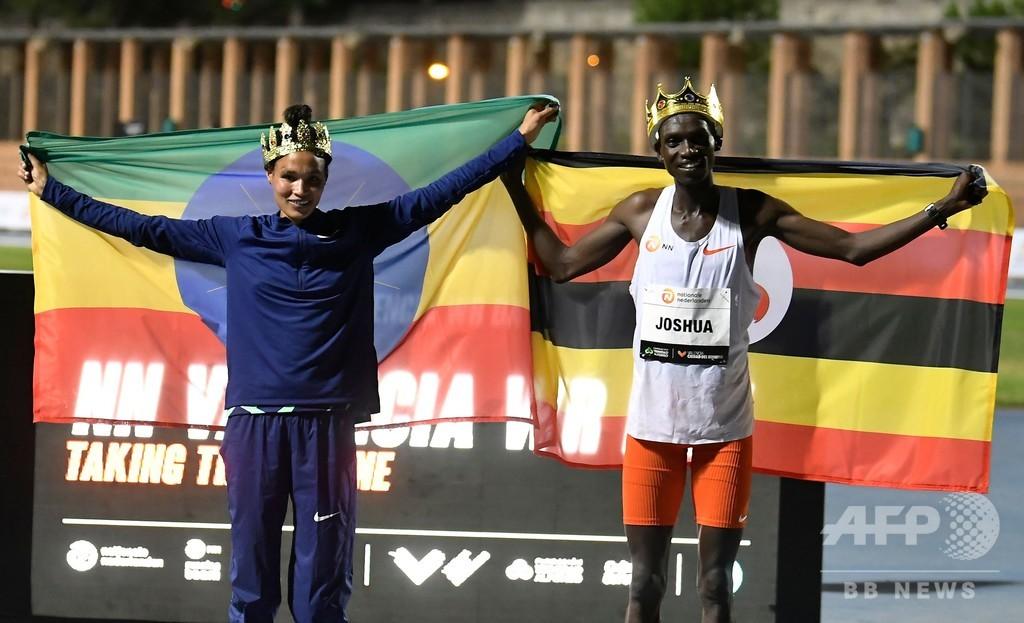 チェプテゲイが男子1万mで世界新、女子5000mでも新記録