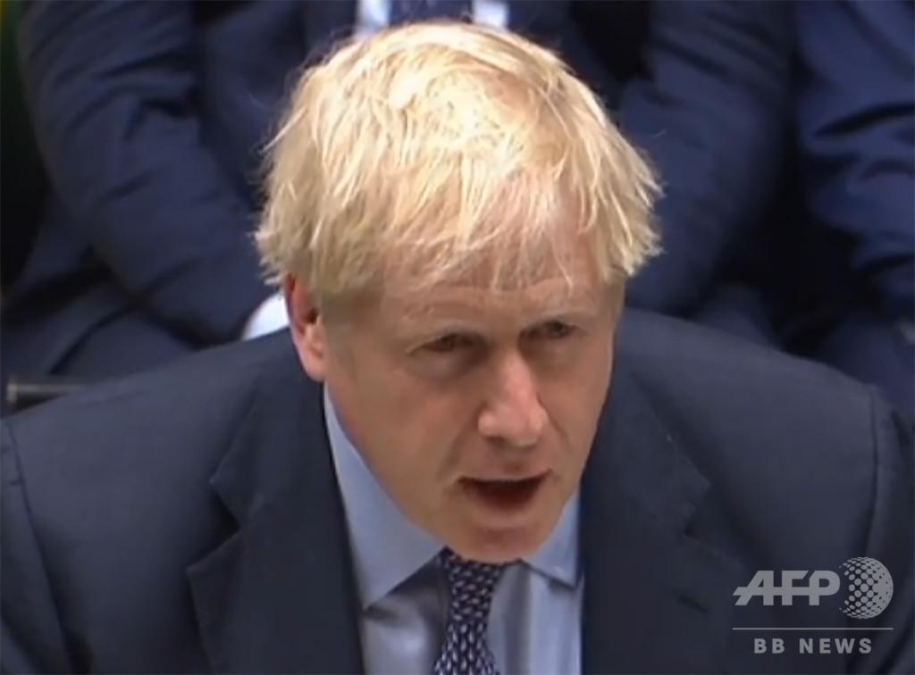 英国で37年ぶりに土曜議会、EU離脱案を採決へ