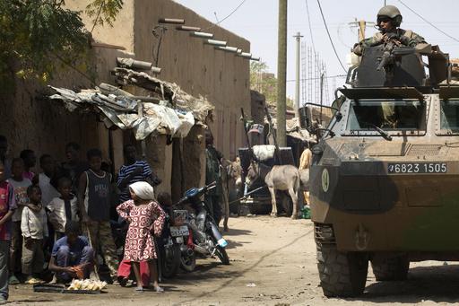 マリ北部の戦闘激化、反政府側50人と仏軍兵1人が死亡