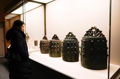 文化財の輸入規制に関する覚書を締結 中国と米国