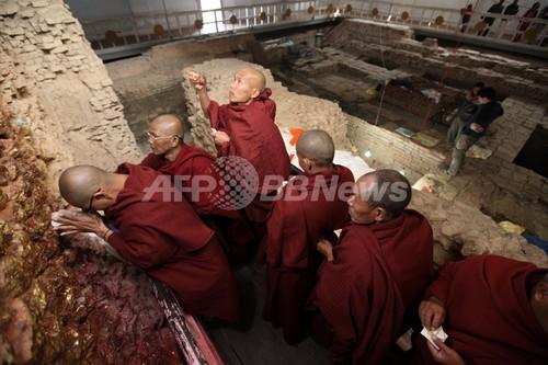 釈迦の生誕年が早まる可能性も、ネパールの遺跡で新発見