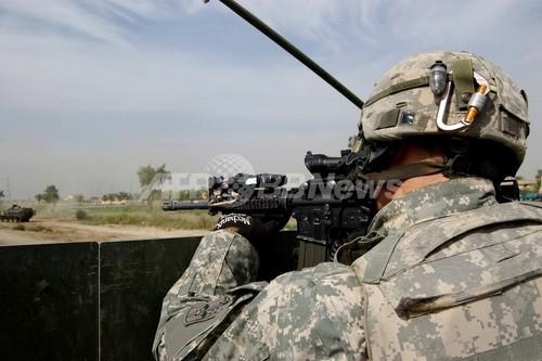 米軍のライフル照準器に聖書示す刻印、イスラム団体らが激怒