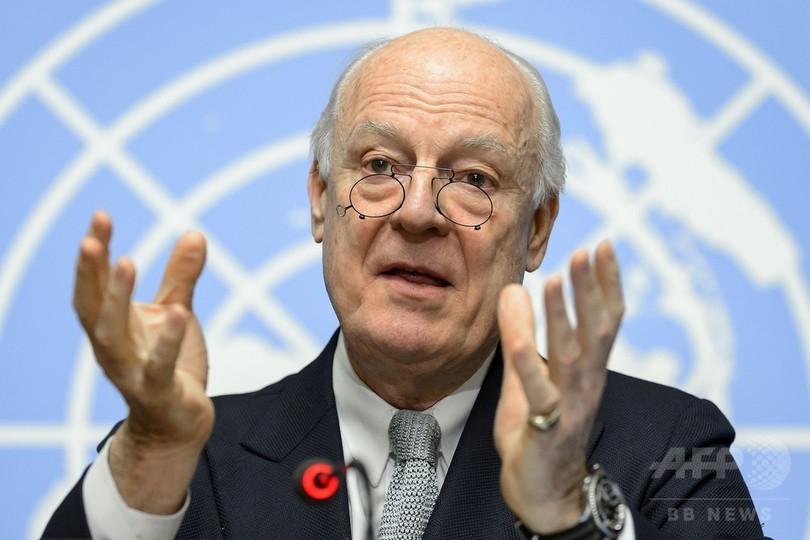 シリア和平協議、29日開始へ 反体制派の調整難航で延期