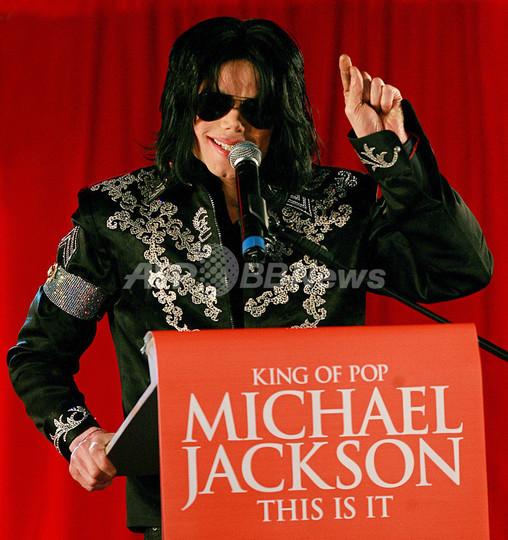 「死後も稼ぐスター」、マイケルが2年連続トップ
