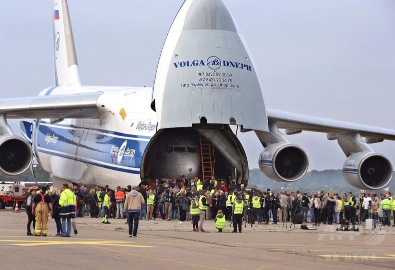 77年にハイジャックされた旅客機、大型輸送機でドイツに帰国