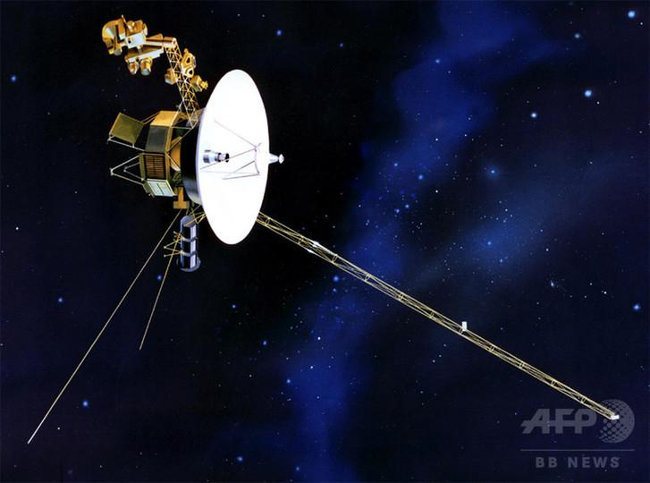 40年前に打ち上げられた探査機ボイジャー、今なお続く宇宙の旅