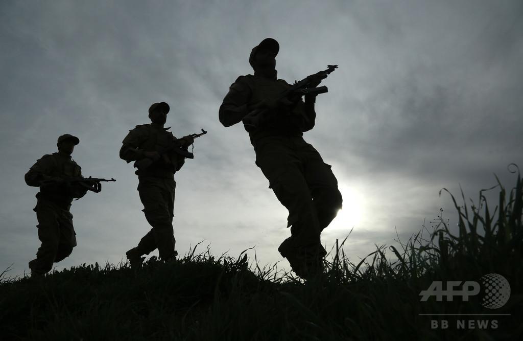 クルド人民兵組織YPG、ロシア軍が訓練へ シリア